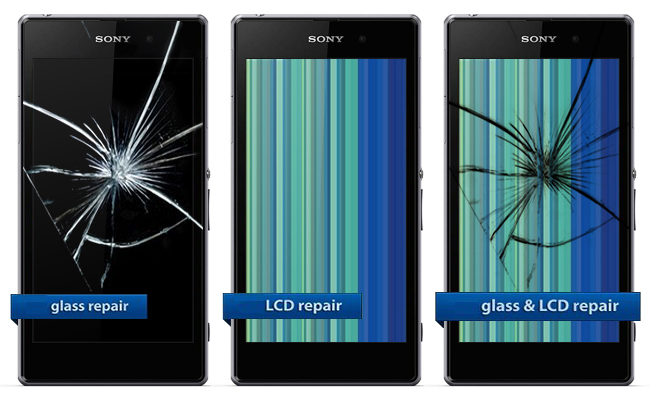 Cracked screen a broken lcd screen know the difference repair there is nothing more frightening than the sight of your smartphone or tablet hurtling towards the floor at an alarming rate and knowing there is nothing voltagebd Gallery