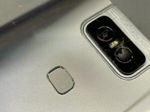 【大須店】 Zenfone 6 (ZS630KL) フリップカメラのガラス割れ修理   即日修理