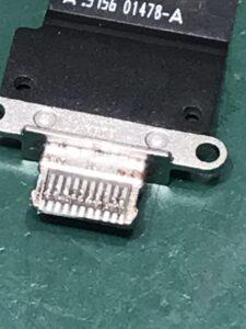 【充電ができなくなった。】iPad Pro11充電部分の交換修理!