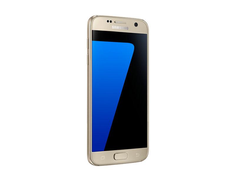 Galaxy S7 ゴールド