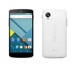 Nexus 5 ホワイト