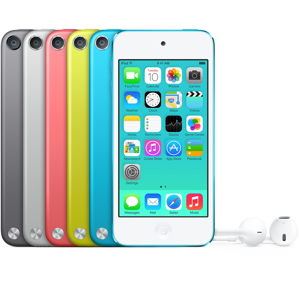 iPod touch 5(第5世代)