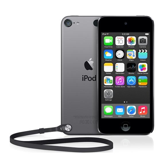 iPod touch 5 スペースグレイ