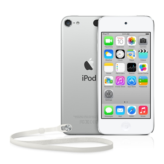 iPod touch 5 シルバー