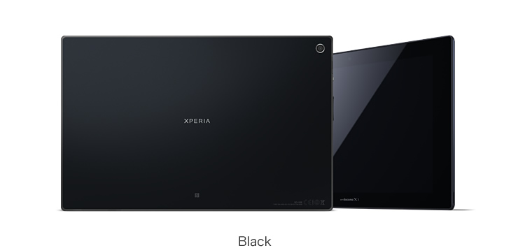 XPERIA Tablet Z ブラック