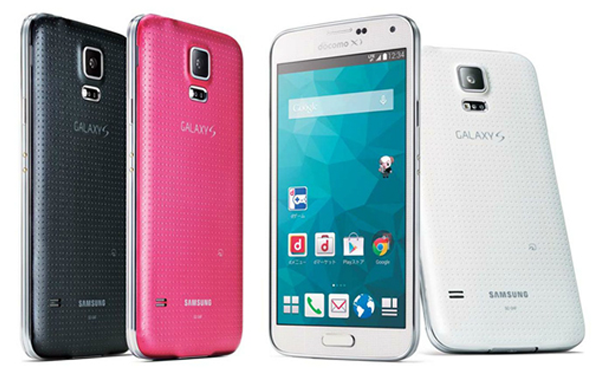 Galaxy S5 SC-04F SCL23
