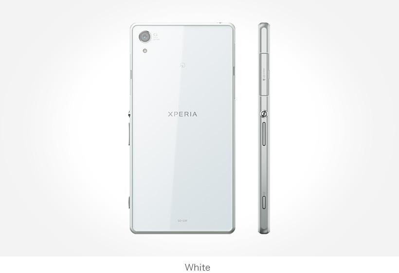 XPERIA Z2 ホワイト