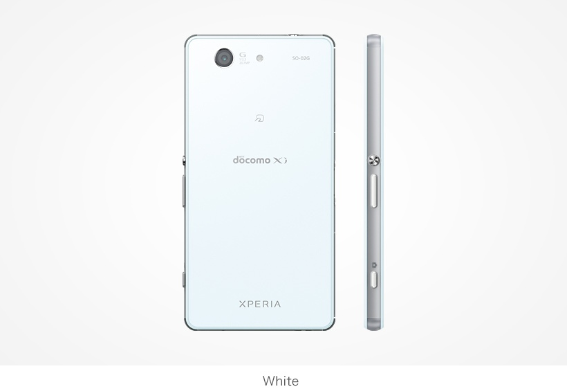 XPERIA Z3 Compact ホワイト