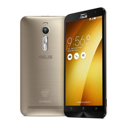 ZenFone 2 ZE551ML ゴールド