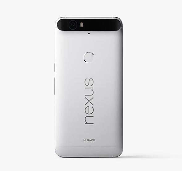Nexus 6P ホワイト