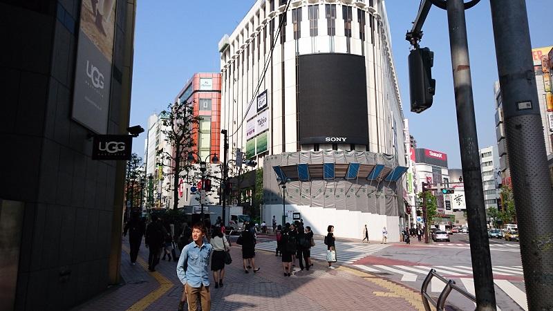 渋谷神南本店 アクセス 3