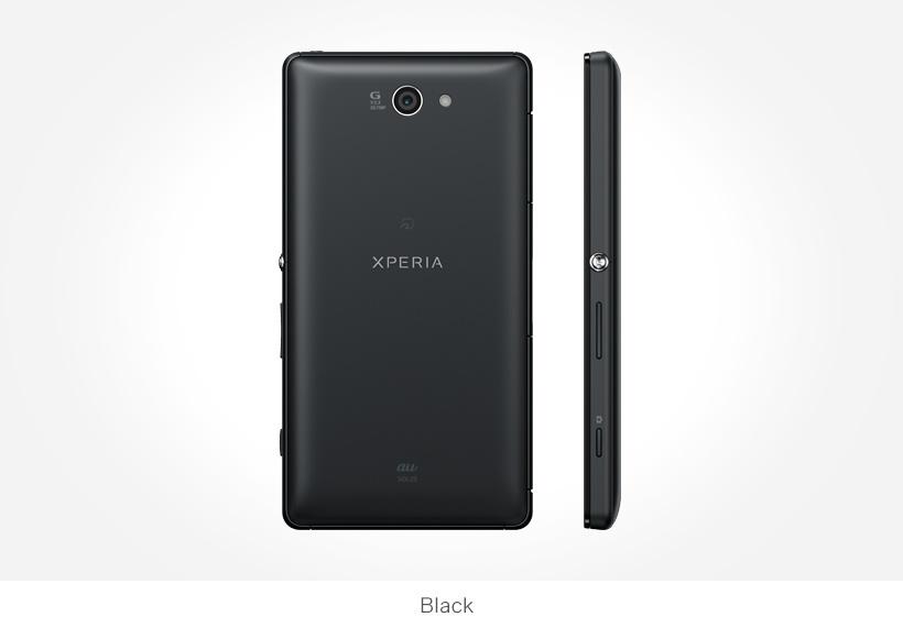 XPERIA ZL2 ブラック