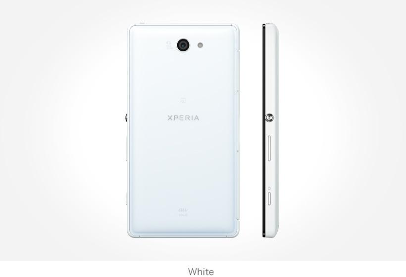 XPERIA ZL2 ホワイト