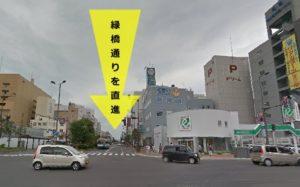 北海道旭川店アクセス1