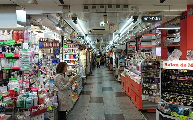スマホ修理王 上野御徒町店 アクセス 5