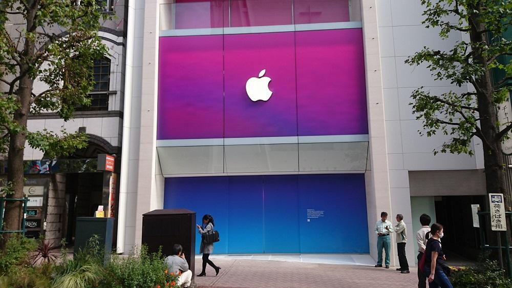 Apple 渋谷が2018年10月26日にリニューアルオープン