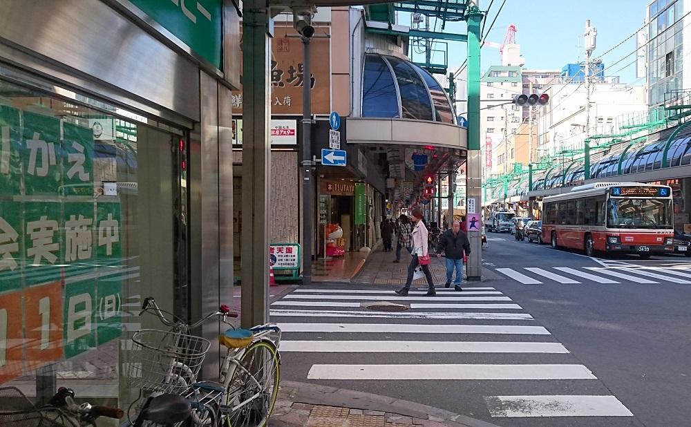 スマホ修理王 TSUTAYA北千住店 アクセス5